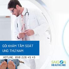 Gói Tầm Soát Ung Thư Nam