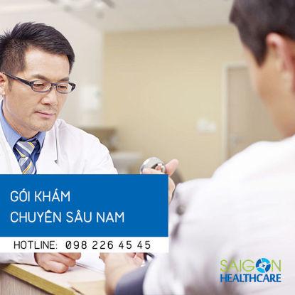 Gói Khám Sức Khỏe Tổng Quát - Chuyên Sâu Nam